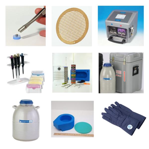 Cryoem Lab Advanced Tool Kit