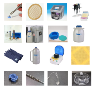 Cryoem Lab Tool Kits